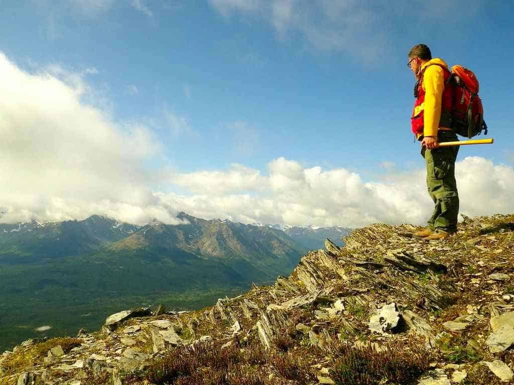 Christian im nordwestkanadischen Yukon