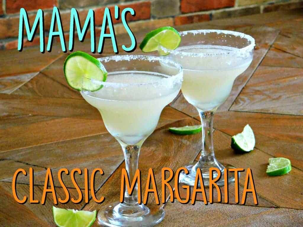 margarita simple syrup
