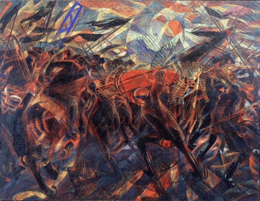 Carlo Carrà Futurism