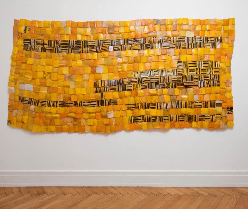 Serge Attukwei Clottey art