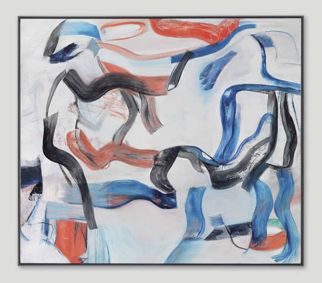 Untitled XXIV (1982) by Willem de Kooning