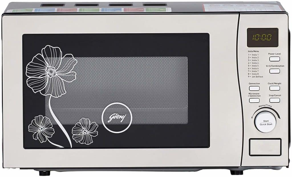 5 Best Convection Microwave Ovens In India Rating Reviews