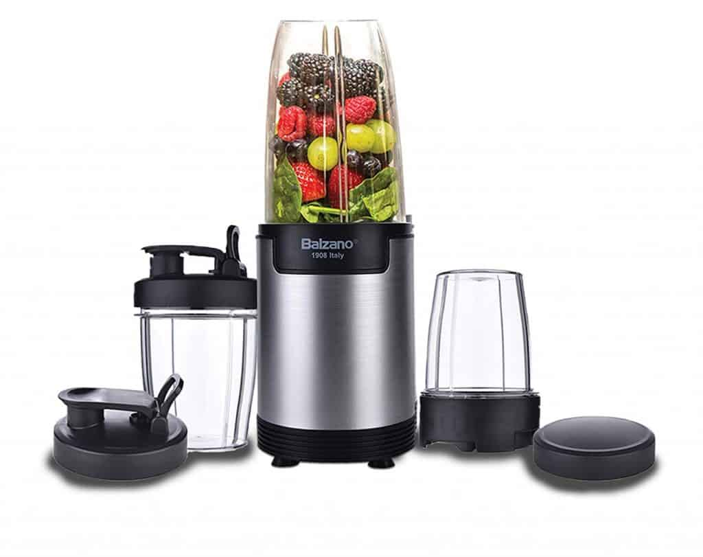 Balzano WBL-002-H 900-Watt Bullet Blender Review India