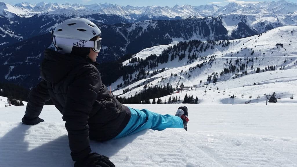 Best winter vacation ideas? Skiing tops the list.