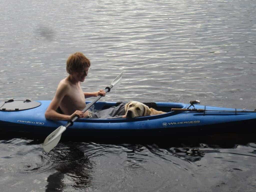 The Complete Guide to Canoeing and Kayaking with Dogs