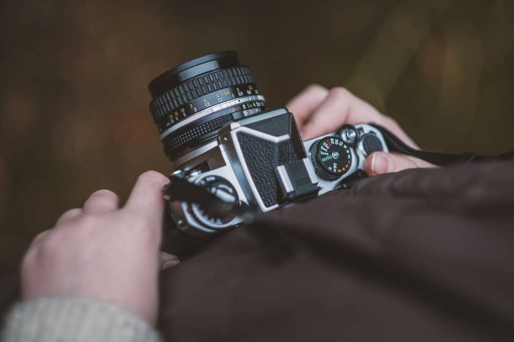 photography resolutions