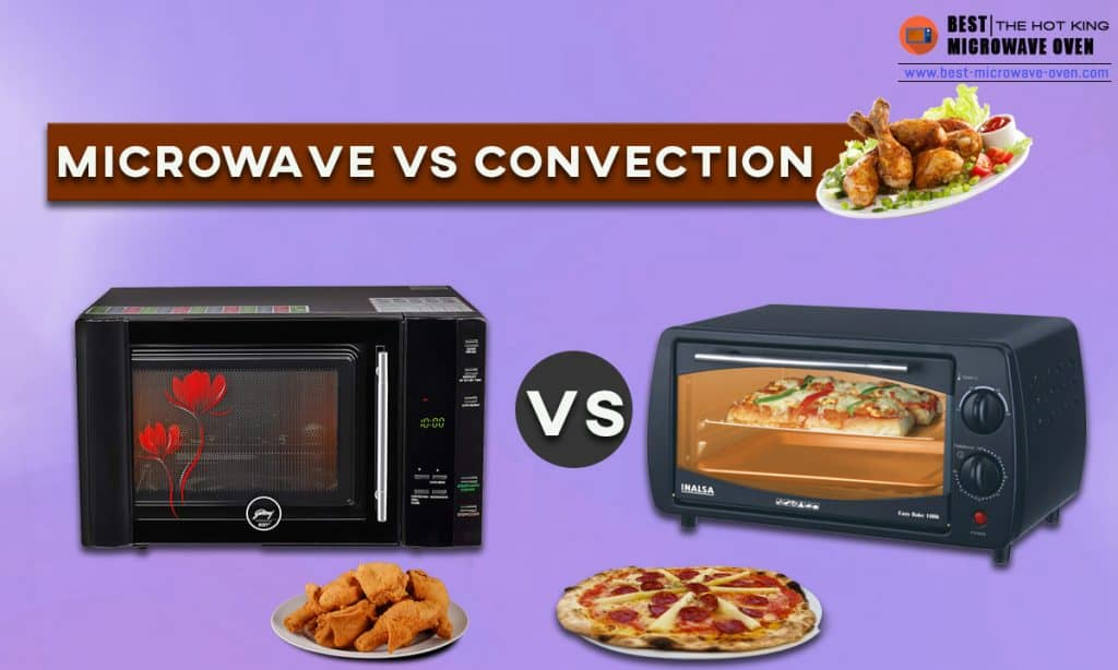 Microwave-VS-Convection