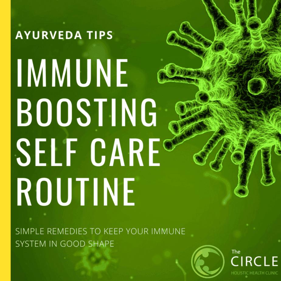 Immune Boosting Ayurvedic Home Remedies