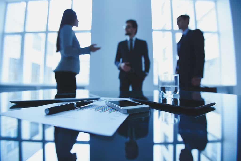 organizacion empresarial cono consultores