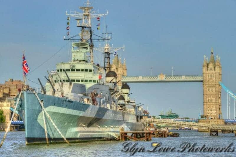 HMS Belfast photo