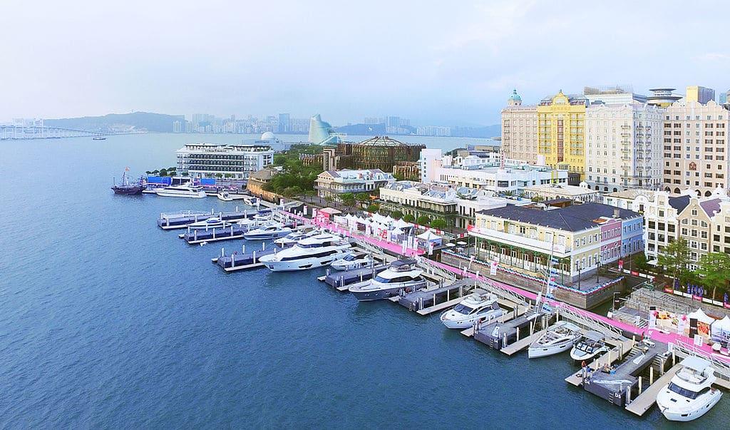 Macau Fishermens Wharf