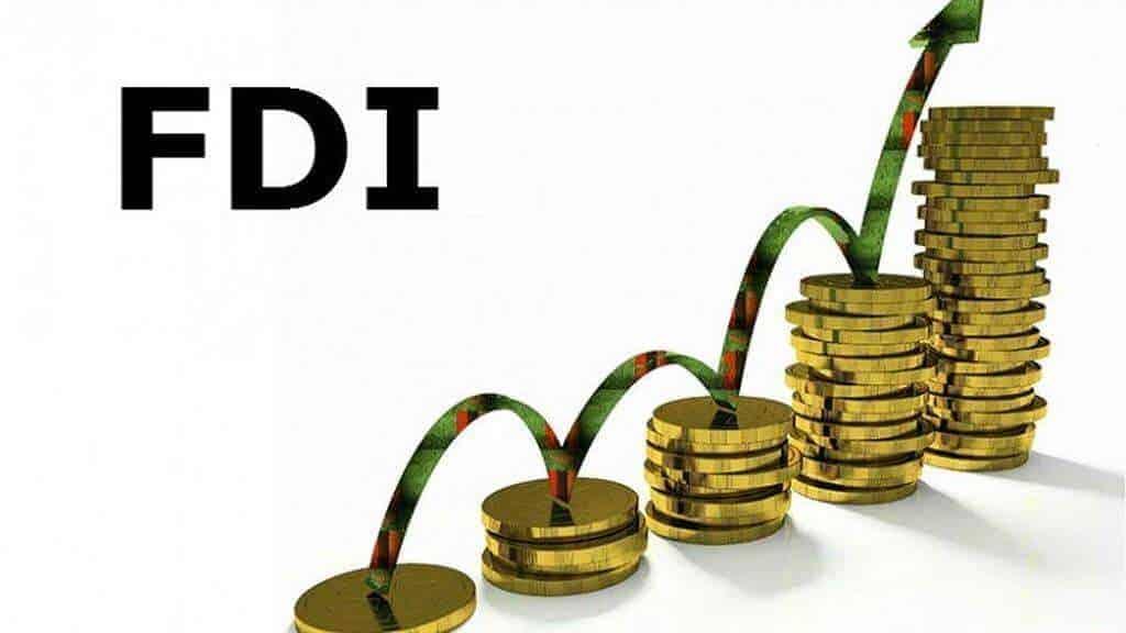 Vốn FDI vào Việt Nam tăng