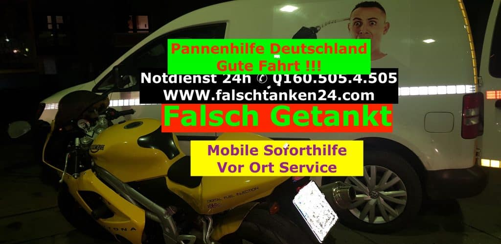 falsch-getankt-Soforthilfe-Auto-Motorrad-lkw