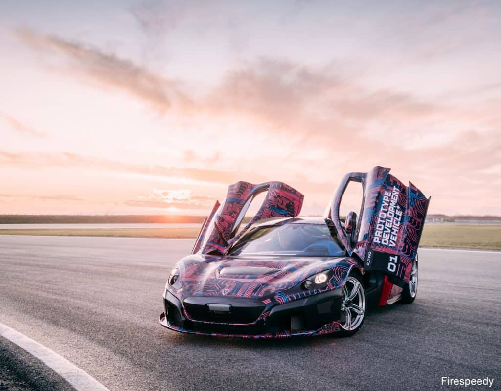 Rimac C2 | Speed, Price, Records, and Specifications (2020)