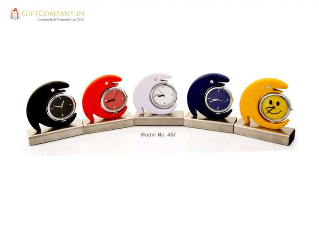 Fish Desktop Clock - Model 487