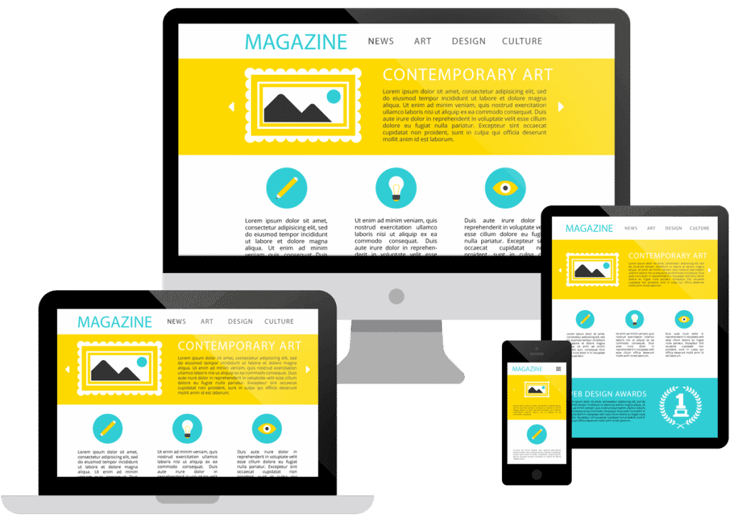 Responsive Layout - Solid Designs for Your Business