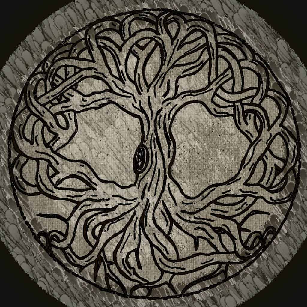 The Celtic Tree of Life or Crann Bethadh - Celtic Symbols