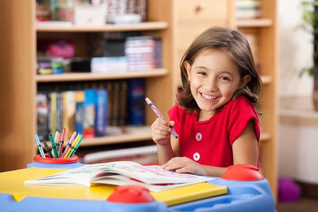 Homeschool for kindergarten