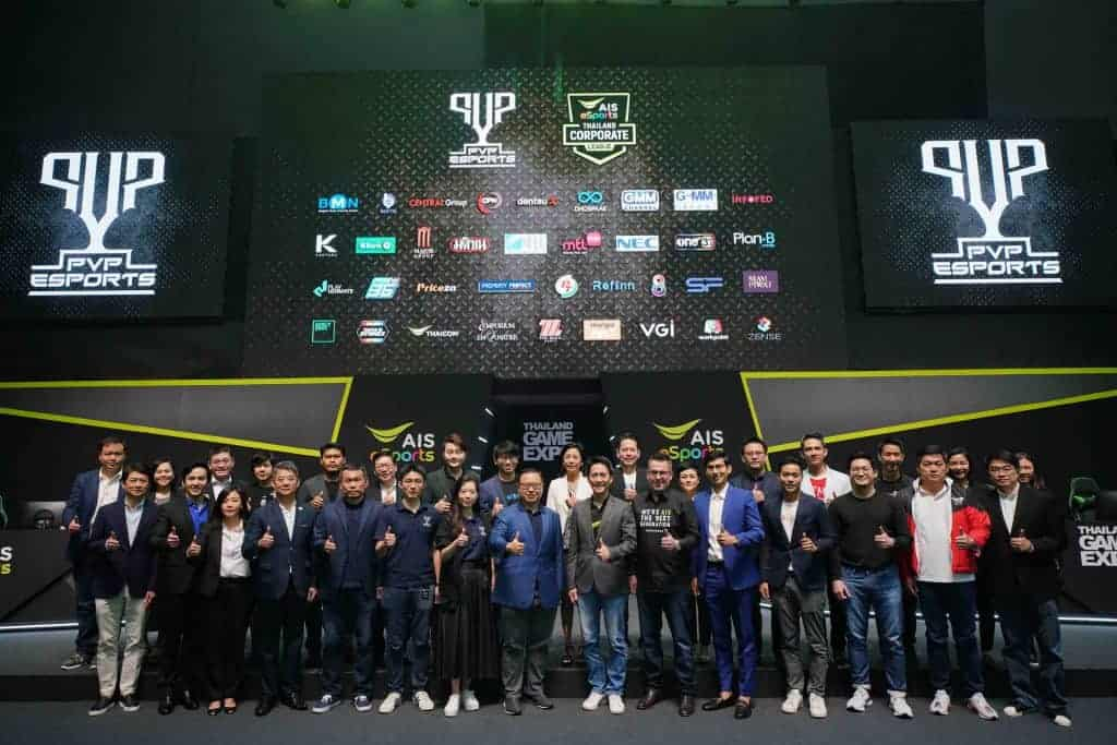 Singtel's PVP Esports community leagues