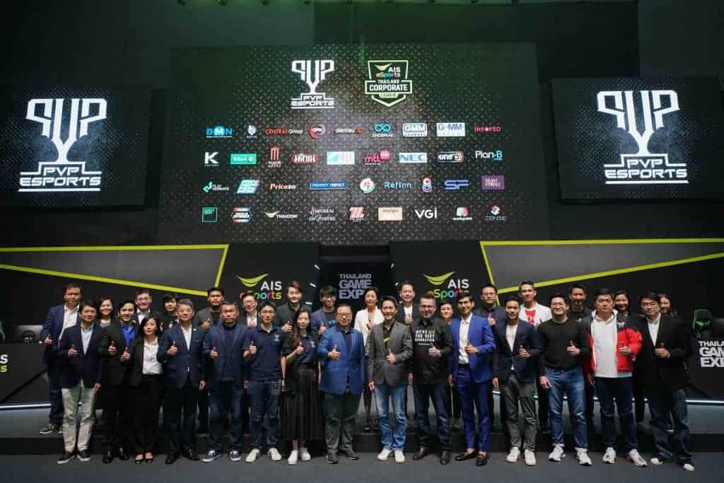 Singtel's PVP Esports community leagues