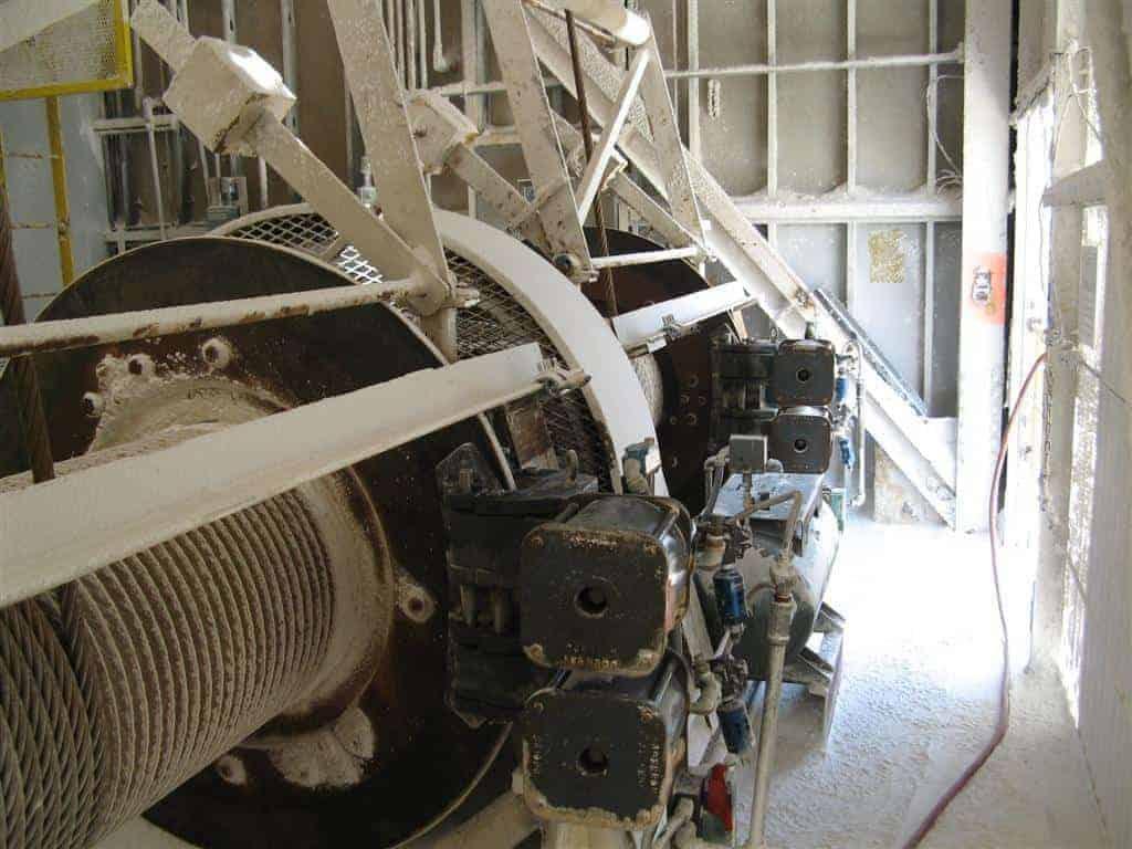 Emergency Crane Brakes