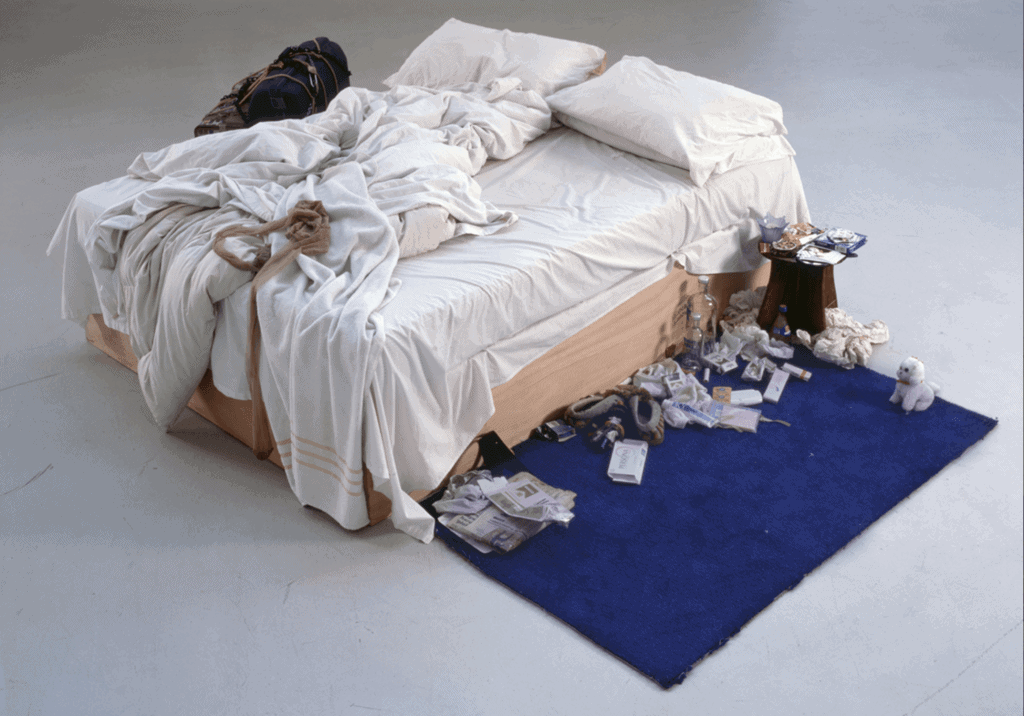 Readymade, Tracy Emin artwork