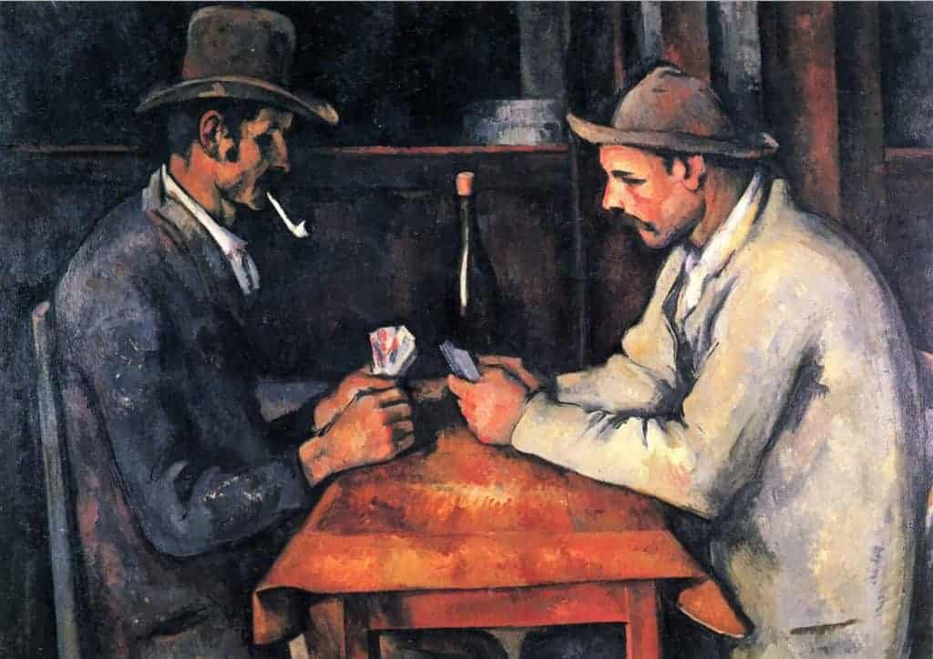 Most Expensive  Paintings of the Decade, Cezanne