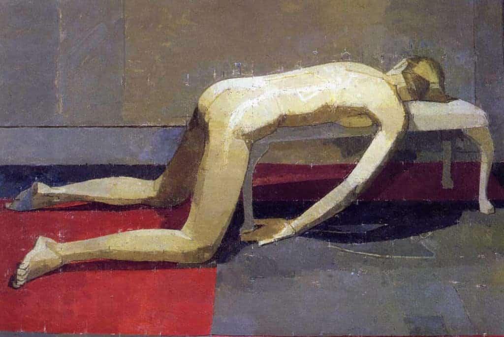 Euan Uglow, Nuria, 1998-2000