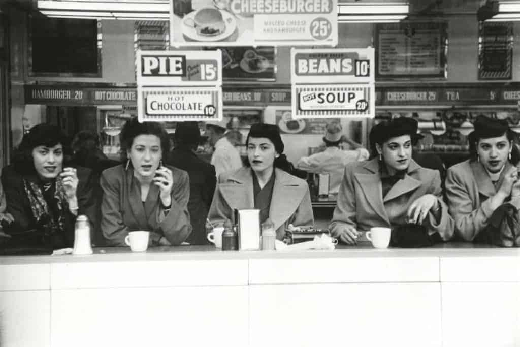 Photograph from The Americans by Robert Frank