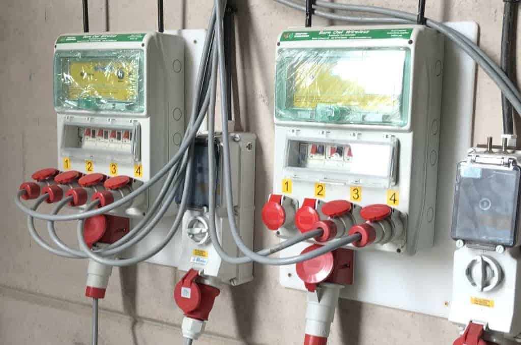 Automatické ovládanie ventilátora plodiny
