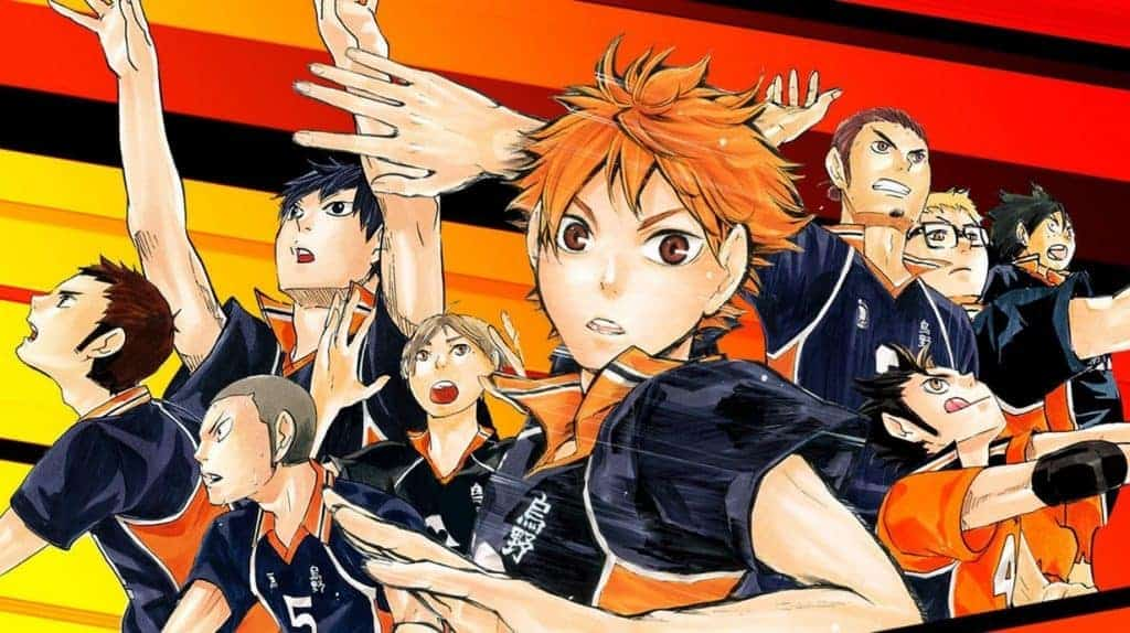 Haikyuu Season 1 BD Episode 01 25 Subtitle Indonesia