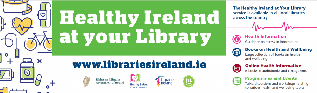 Healthy Ireland Banner Logo