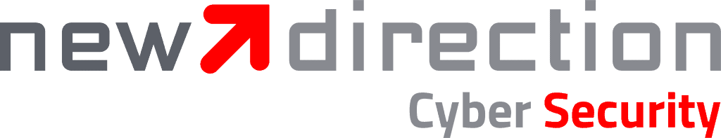new direction Cyber Security Logo