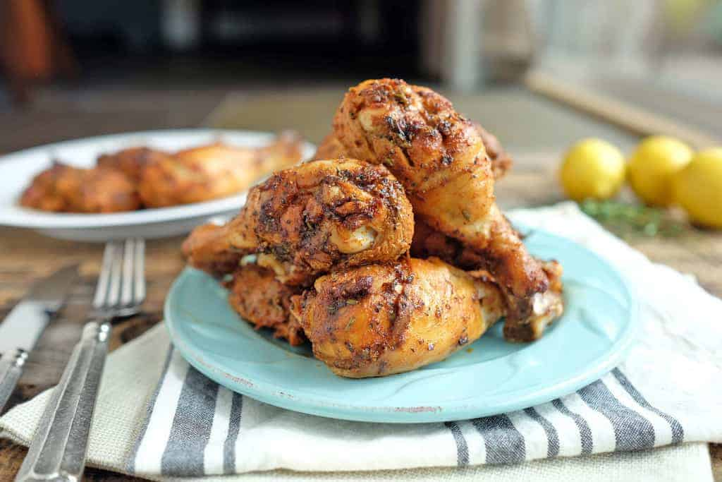 Lemon thyme chicken two
