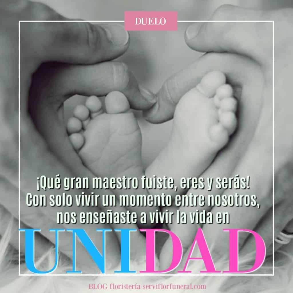 Frases Para Dedicar A Un Bebé Fallecido Antes De Su Nacimiento