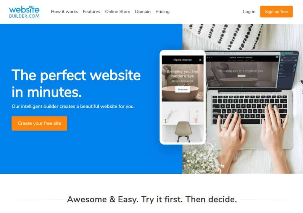 Websitebuilder-Best-Website-Builder