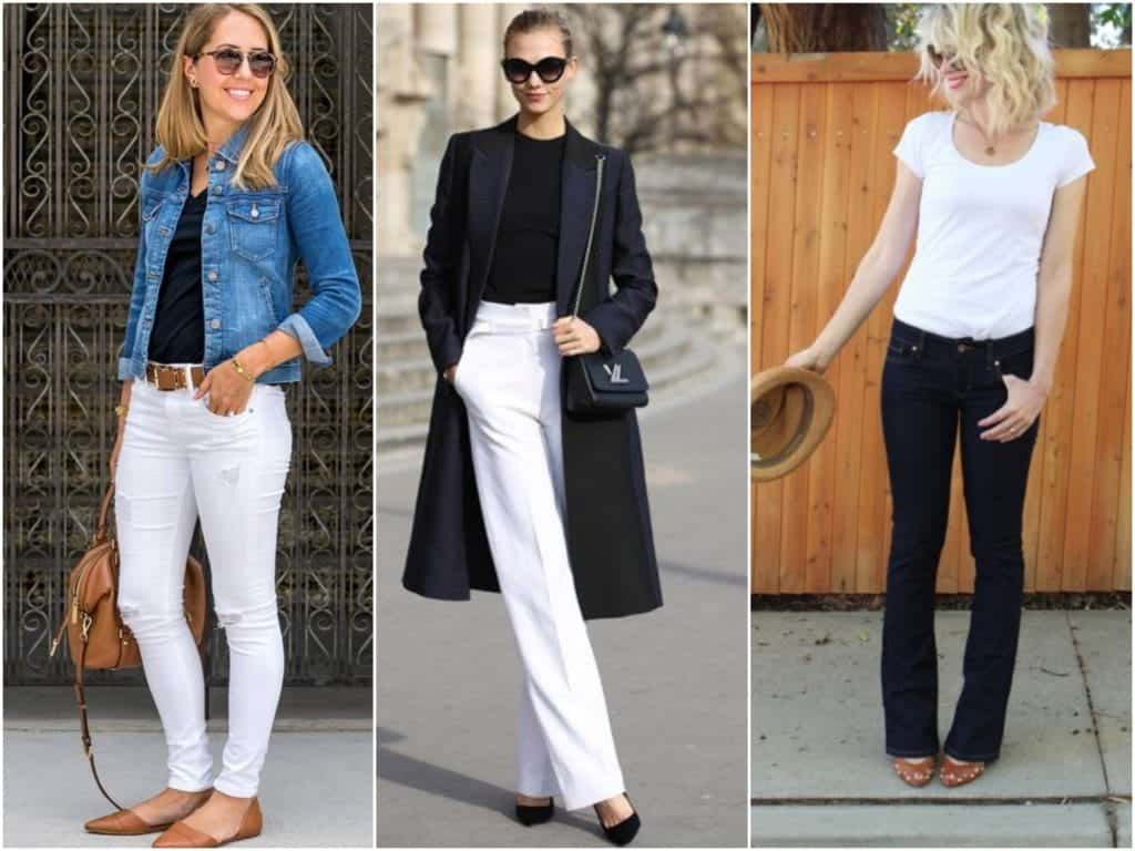 Minimal Style outfits row 1