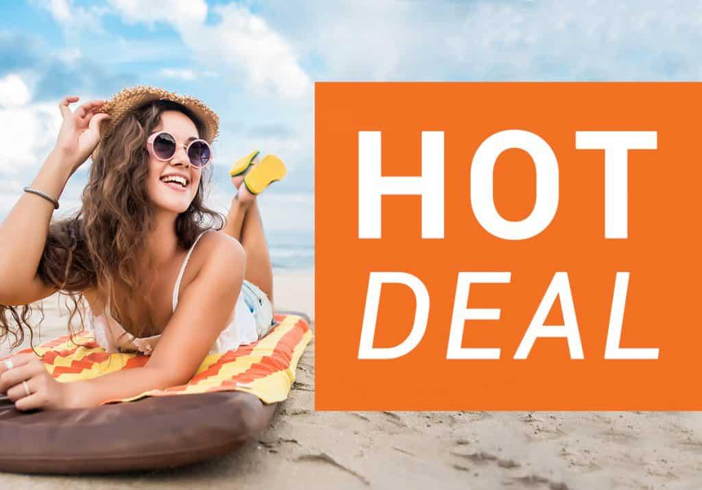 Sun Island Kuta Hotel special offers