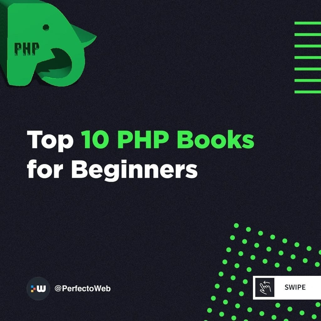 TOP 10 PHP Books for Beginners