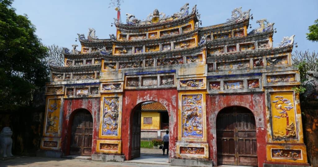 Hue Ancient City Vietnam