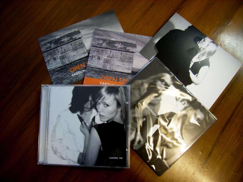 CDs Caroline No