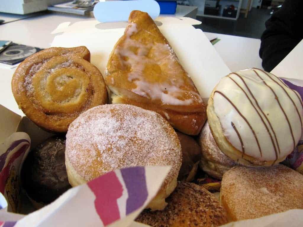 Krapfen von der Bäckerei Will