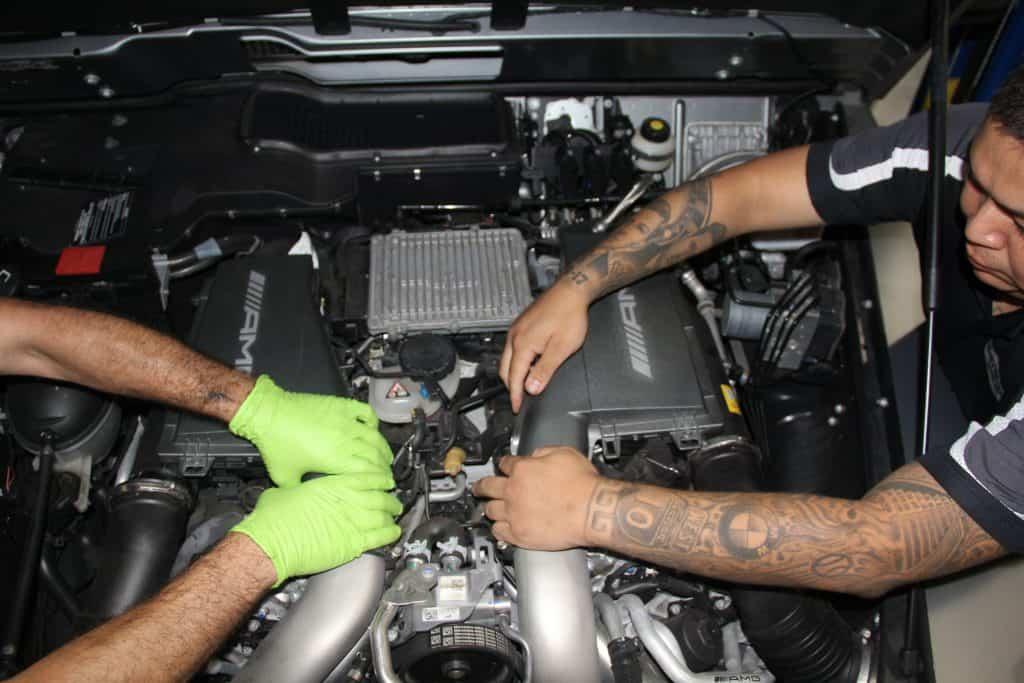 mercedes benz engine rebuild and repair jacksonville fl