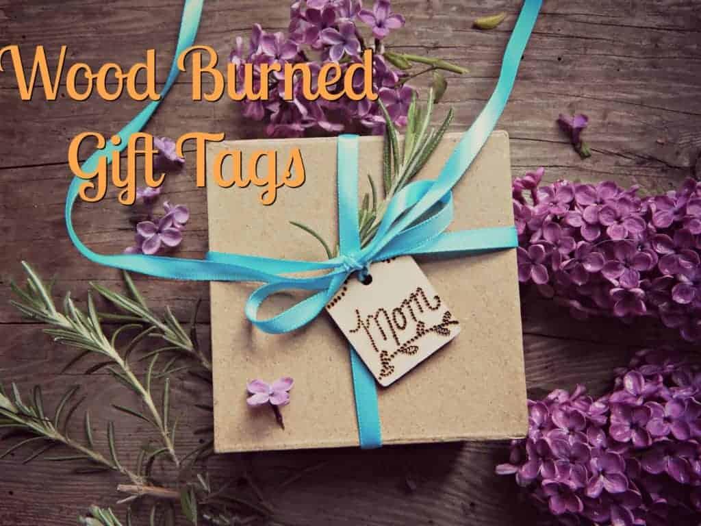 wood burned tag 6