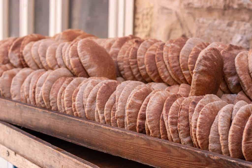 Welches Brot zum Abnehmen? Pita Brot