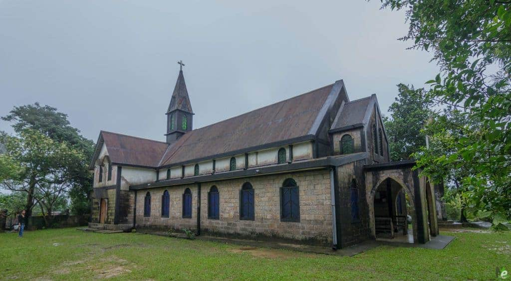 Church Of North India, Mawlynnong