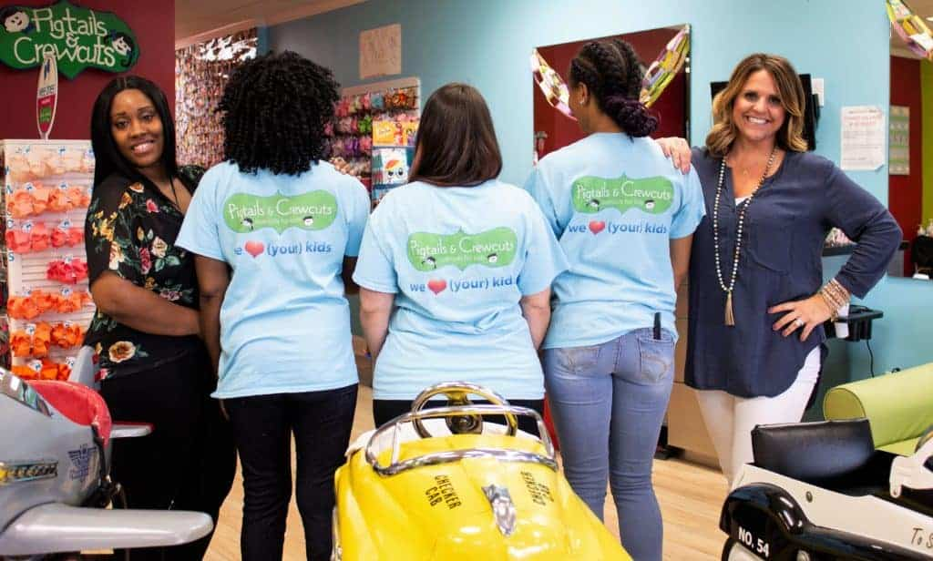 3 Kid's Haircut Franchise Owners Who Have Made a Positive Impact on their Communities 10