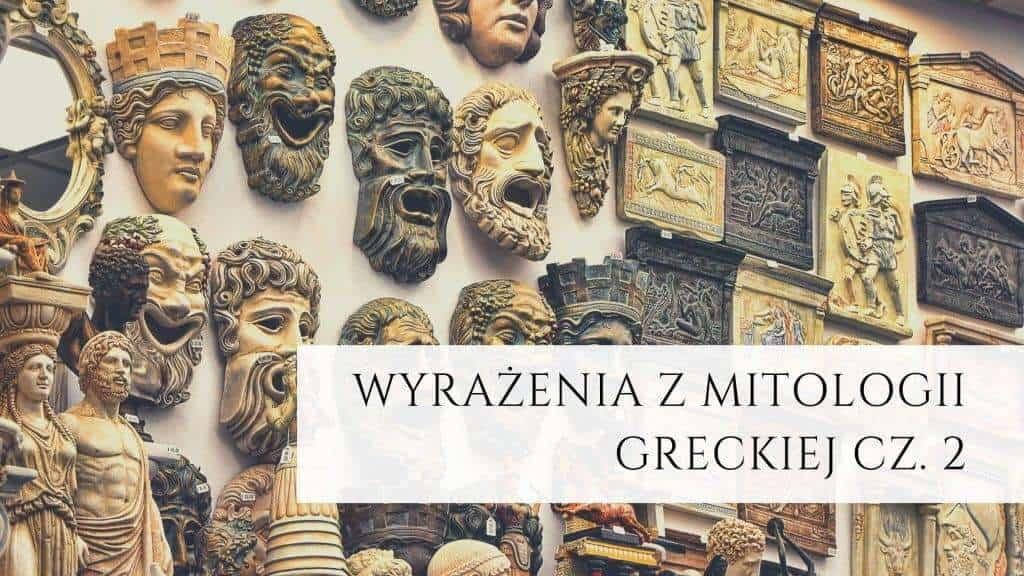 wyrazenia z mitologii 2