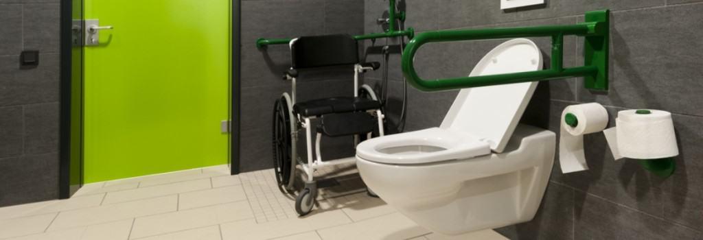 Aménagement de salles de bains pour handicapés. Shower-Stones