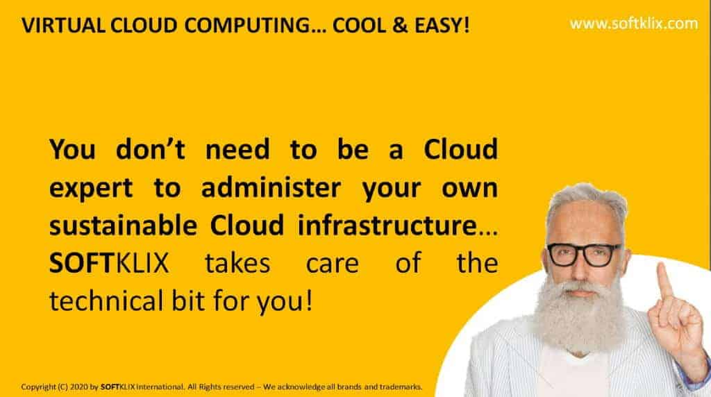 Cloud Computing - cool and easy